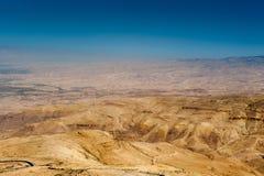 Mount Nebo, Asia Stock Image