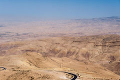 Mount Nebo, Asia Stock Photo