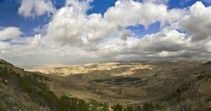 Mount Nebo, Jordan Stock Images