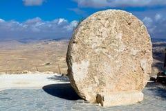Mount Nebo - Jordan Royalty Free Stock Photos
