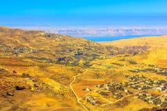 Free Mount Nebo Landscape Royalty Free Stock Images - 169892939