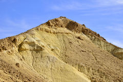 Mount in Negev desert. Stock Photo