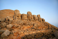 Mount Nemrut Stock Photography