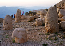 Mount Nemrut Royalty Free Stock Photography