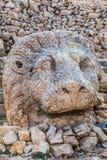 Mount Nemrut Statues, Adiyaman, Turkey Royalty Free Stock Photos