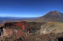 Mount Ngaurahoe Royalty Free Stock Images