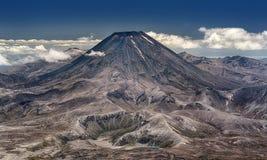 Free Mount Ngauruhoe At Tongariro National Park (New Zealand) Royalty Free Stock Photography - 52742897