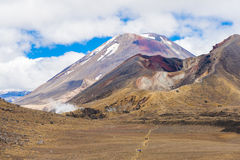 Mount Ngauruhoe Royalty Free Stock Image