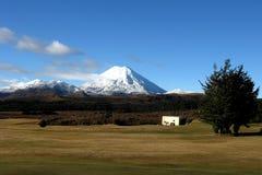 Mount Ngauruhoe, New Zealand Stock Image