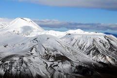 Mount Ngauruhoe - Tongariro National Park royalty free stock photography