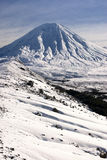 Mount Ngauruhoe, Tongariro National Park, New Zealand Stock Images