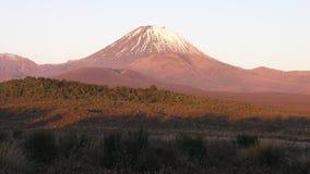 Mount Ngauruhoe Royalty Free Stock Photo