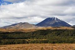 Mount Ngauruhoe Stock Photos