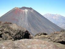 Mount Ngauruhoe royalty free stock images