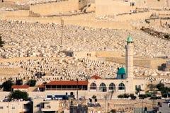 Mount of Olives Stock Image