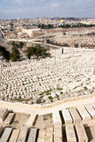 Mount of Olives - Israel Royalty Free Stock Photography