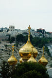 Mount of Olives, Jerusalem Royalty Free Stock Image