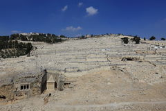 Mount of Olives. Jerusalem, Israel Stock Photo