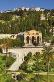 Mount Of Olives. Jerusalem, Israel Stock Photography