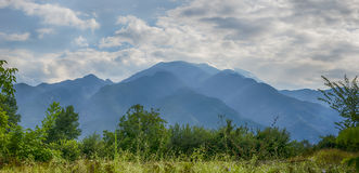 Mount Olympus, Греция стоковые фото