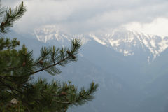 Mount Olympus Royalty Free Stock Image