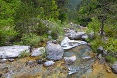 Mount Olympus стоковая фотография rf