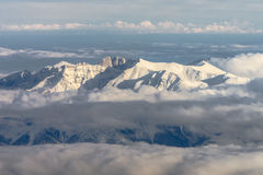 Mount Olympus royalty free stock photography
