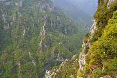 Mount Olympus Stock Image