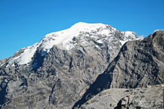 Mount ortler italy Royalty Free Stock Photography