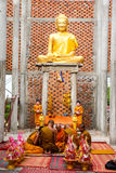 PHNOM Oudong mountain monk pagoda on top of mountain. Mount Oudong is in the district of Ponhea nLeu at Kandal Province, some 45 km north nof Phnom Penh Stock Images