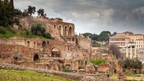 Monte Palatino royalty free stock photos