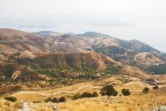 Mount Pantokrator Royalty Free Stock Photos
