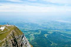 Mount peak. Mount Pilatus near Luzern, Switzerland Stock Photos