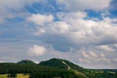 Mount Pfaffenberg Royalty Free Stock Images