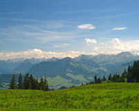 Mount Pilatus 15 Royalty Free Stock Photos