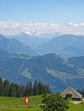 Mount Pilatus 23 Royalty Free Stock Photos