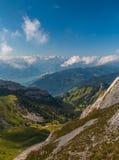 Mount Pilatus II Stock Photography