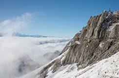 Mount pilatus Stock Photography