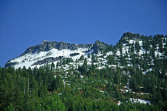 Mount Pilchuck. In Washington State Royalty Free Stock Images