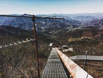 Mount Pisgah Stock Image