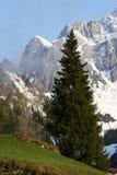 Mount pizzo camino Royalty Free Stock Photo