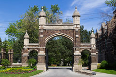 Mount Pleasant Cemetery Royalty Free Stock Photos
