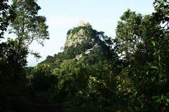 Mount Popa Royalty Free Stock Photos