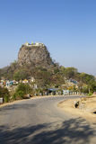 Mount Popa Royalty Free Stock Photography