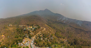 Mount Popa Royalty Free Stock Images