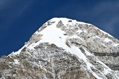 Mount Pumori Stock Photography