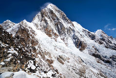 Mount Pumori, Nepal Stock Photo