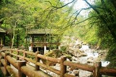 Mount Qingcheng imagem de stock royalty free