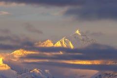 Mount Qomolangma Royalty Free Stock Image