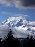 Mount Rainer Royalty Free Stock Photos